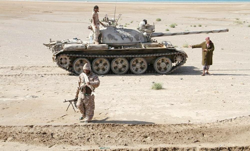 مصدر عسكري لـ  عكاظ : أسلحة نوعية تغير موازين معركة صعدة - صحيفة عكاظ