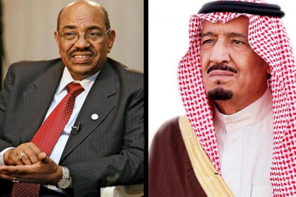 الرئيس السوداني يثمن جهود المملكة في رفع بعض العقوبات عن السودان - صحيفة عكاظ