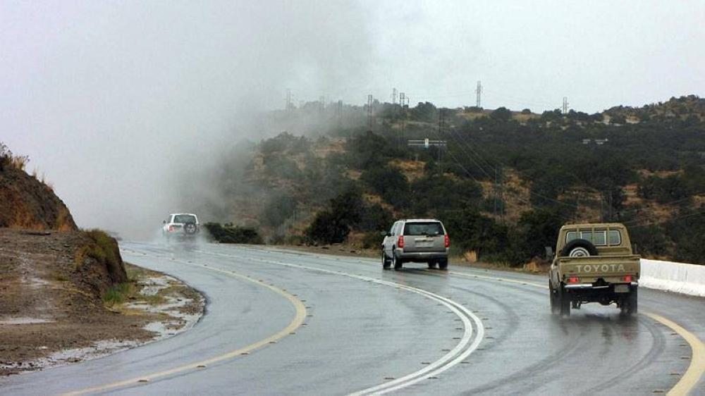 الأرصاد : سحب رعدية على مرتفعات جازان وعسير والباحة - صحيفة عكاظ
