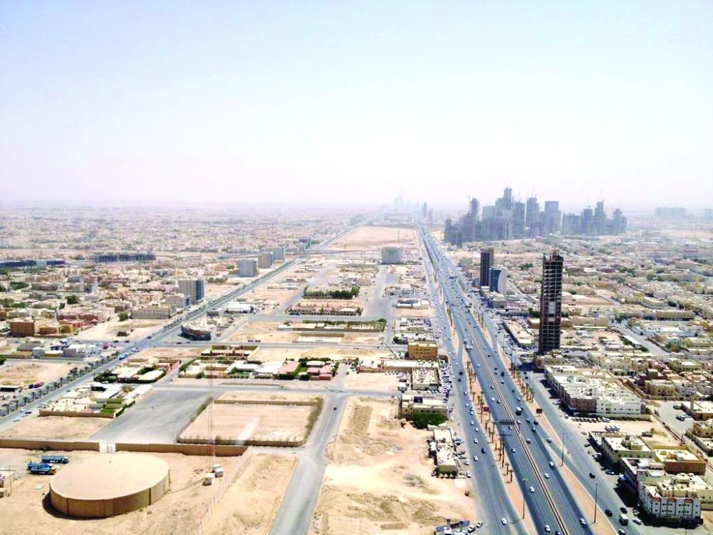 «الإسكان»: 245 مجموع الأراضي الخاضعة للرسوم في الرياض - أخبار السعودية   صحيفة عكاظ