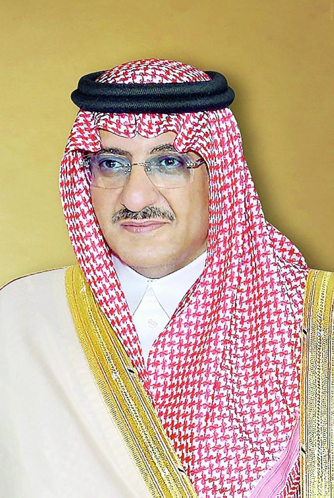 الأمير محمد بن نايف
